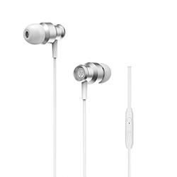 Audífono + Micrófono In Ear Conector 3.5mm Blanco HP