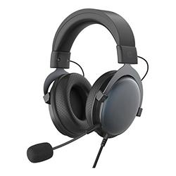 Audífono + Micrófono on Ear Conector 3.5mm Negro HP