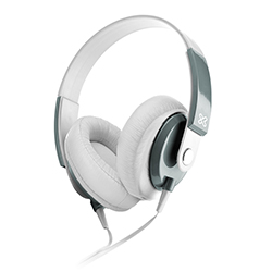 Audífono + Micrófono Klip 40mm On Ear Blanco 1 Conector 3.5 Xtreme