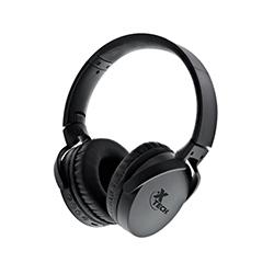 Audífono + Micrófono Bluetooth On Ear Micro SD Xtech