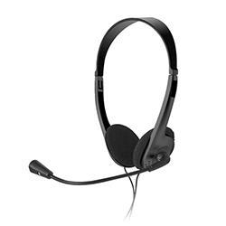 Audífono + Micrófono Diadema Xtech