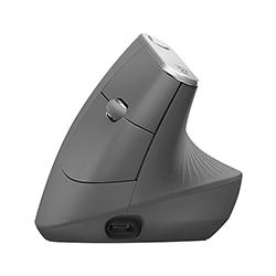Mouse Inalambrico  Mx Vertical Ergonomico /Usb/ 2.4 GHz/4 Botones/10M Alcance Logitech