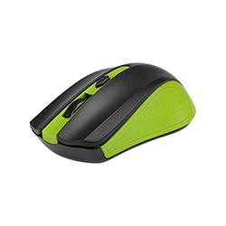 Mouse  Inalambrico 2.4 GHz 4 Botones 1600Dpi Verde Xtech