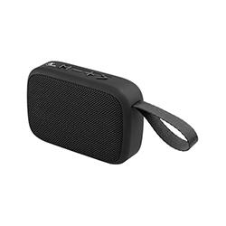 Parlante Portatil Bluetooth  3W - Negro 3.5Mm Xtech