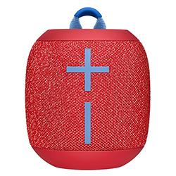 Parlante Ultimate Ears Wonderboom 2 Crushed - Rojo Sonido 360° Bluetooth - 5 Ft - 13 Hras Repro.