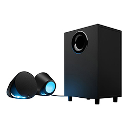 Parlantes  G560/240W/Bluetooth/Usb/ Iluminación Rgb Logitech