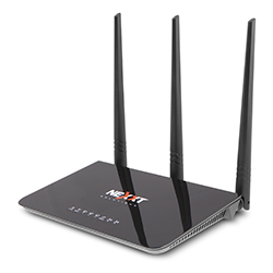 Router Nebula 300Mbps + Modo Access Point 3 Antenas Wps  Nexxt