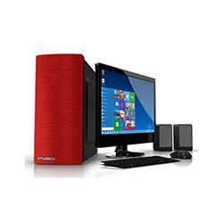 XTRATECH INTEL I3 9GEN /4GB/1TB/DVD/TMP/W10