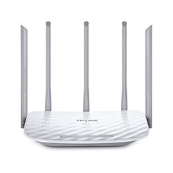 Router  Ac 1350 Mbps 5 Antenas 4 Puertos Lan Tplink
