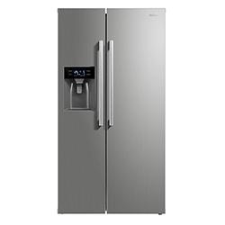 Refrigerador 504 Litros  con Dispensador de Agua Side by Side Mabe