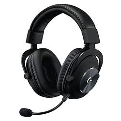 Audifono + Microfono  Gamer G Pro Alambrico Usb / Diadema De Acero Logitech
