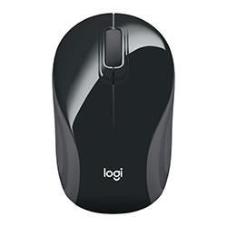 Mouse  Inalámbrico M187 Color Negro-Gris Logitech