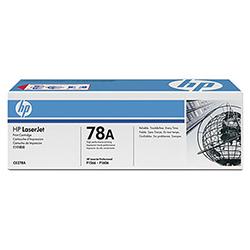 Toner 78A Negro  para M1532/P1560/P1566/P1600/P1606 HP