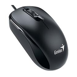 Mouse DX110 Black USB Genius