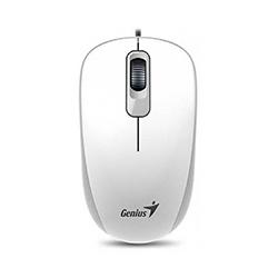 Mouse DX110 Blanco USB Genius