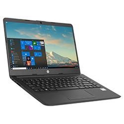 Laptop HP-14-DK1031AMD RYZEN 3 3250U/8GB RAM /1 TB HDD/PAN 14/WIN10/BLACK HP
