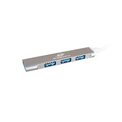 Accesorio Hub Tipo C A 4 Puertos Usb 3.0 Speedmind