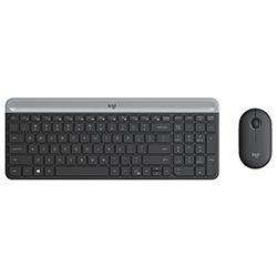 Teclado + Mouse Inalámbricos Mk470 USB Logitech