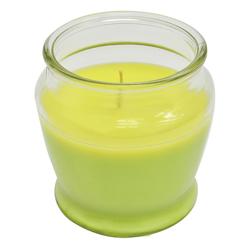 Vela Antimosquitos 8oz Citronella Verde