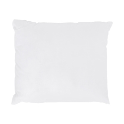 Almohada  Plumón Algodón Blanca 45x45cm