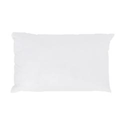 Almohada Plumón Algodón Blanca 50x70cm