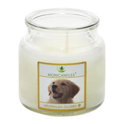 Vela Neutralizador de Olores de Perros