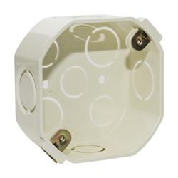 Caja Octogonal de PVC Grande