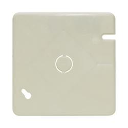 Tapa para Caja Cuadrada de PVC de 5x5