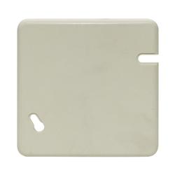 Tapa para Caja Cuadrada de PVC 4x4
