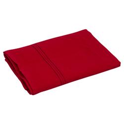 Toalla Di Pietro 70x40cm Rizo Rojo