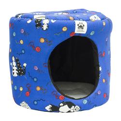 Casa Cilíndrica para Mascotas  Small