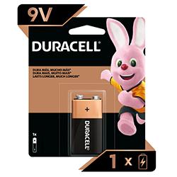 Pila Duracell 9V Blister X1