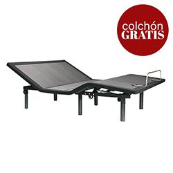 Cama Ajustable Essence + Colchón Hope Luxury Firm Pillow Top Gratis
