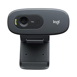 Cámara Web Conecta y Reproduce Videollamadas HD 720p