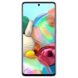 Celular Galaxy A71 Azul  Samsung