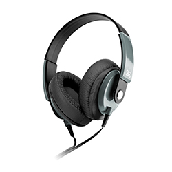 Audifono con Microfono On Ear Negro y Gris 1 Conector 3.5Mm Klip Xtreme