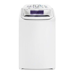 Lavadora de Carga Superior 20kg Blanca Electrolux