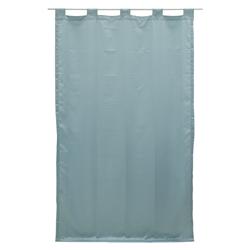 Cortina Jaquard Llana Azul 140x225cm
