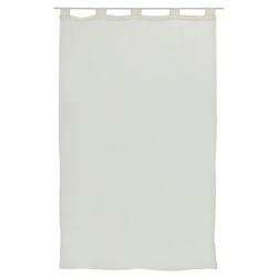 Cortina Visillo Organza Beige 140x225cm