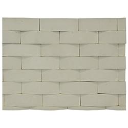 Piedra Amazonas Blanca 8x25cm