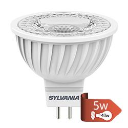 Foco Led Dicroico 5w GU5.3 Sylvania