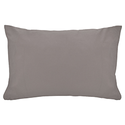 Funda de Almohada Cotton Touch Café Chateau