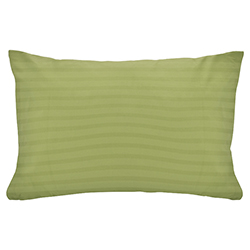 Funda de Almohada Cotton Touch Verde Chateau