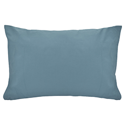 Funda de Almohada Cotton Touch Teal Chateau