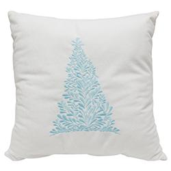 Cojín Blanco Snow Season 45x45cm
