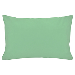 Funda de Almohada Cotton Touch Aqua Chateau