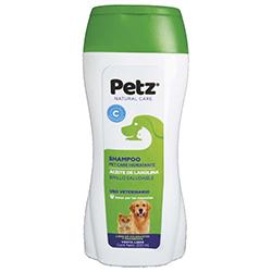Shampoo Hidratante de 200ml Petz