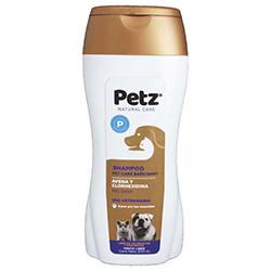 Shampoo Pieles Sanas de 200ml Petz
