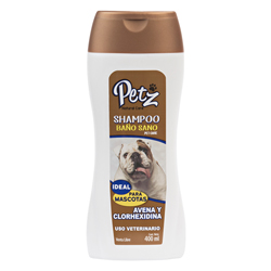 Shampoo Pieles Sanas 400ml Petz