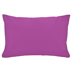 Funda de Almohada Cotton Touch Fucsia Chateau